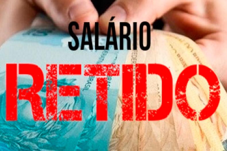 Assessoria empresarial em São Paulo. Ao bloquear o salário o banco está se apropriando de um dinheiro o qual não lhe pertence.